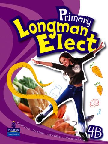 Longman Elect Grammar Book Js3