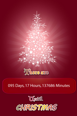Christmas Countdown on Christmas Countdown   Count The Days To Christmas  1 1 App For Ipad