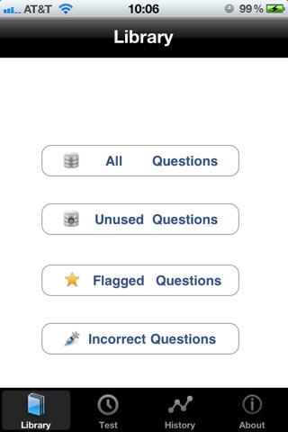 Screenshots Amateur Radio HAM Question Pool General