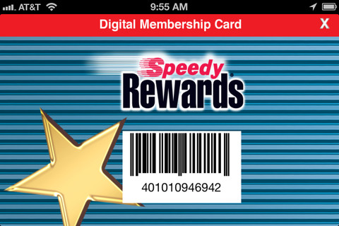 Speedway Gas Prices and Speedy Rewards