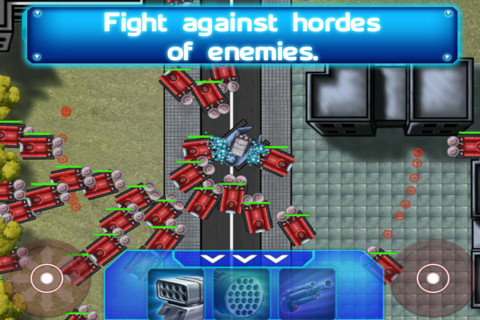 Download Apocalyptik Tank Wars Free iPhone iPad iOS