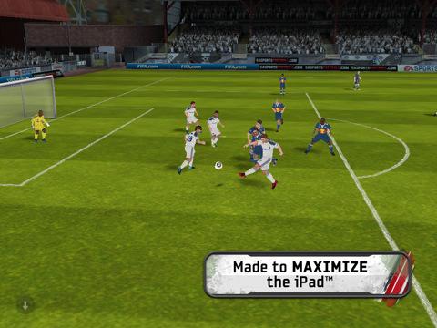 Download FIFA 11 by EA SPORTS? for iPad iPad iOS