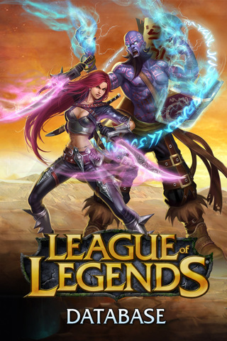 League of Legends DB - News, Info, Videos and Guides