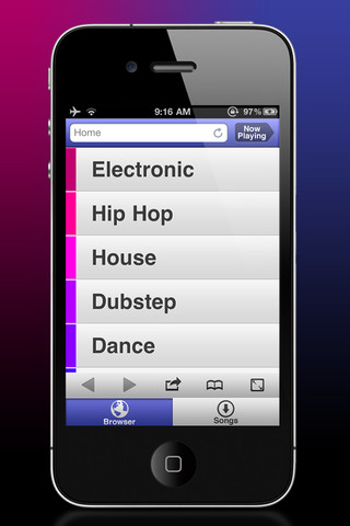 Music Download Sprite - Free Music Downloader & Player 1.0.1