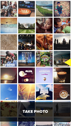 Overgram™ — add text captions to photos and pictures for Instagram