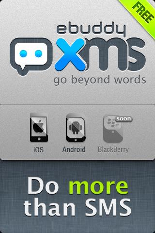 eBuddy XMS - Do more than SMS