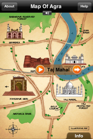 Monumental Agra: A Tour Guide to Mughal Monuments agra