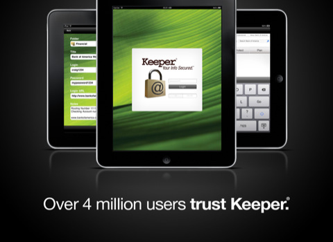 Keeper® Password & Data Vault
