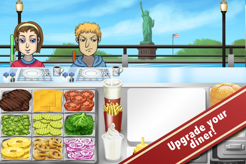 Burger Friends - A Free Game by Best, Fun, Cool & Addicting Free New Games