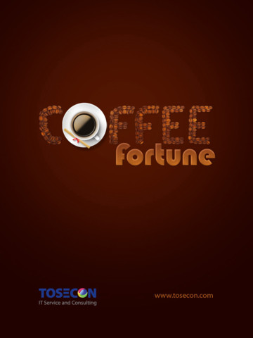 Coffee Fortune for iPad - Get lucky fortunes or quotes coffee quotes