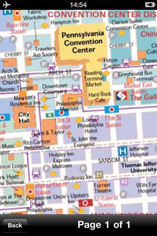 Philadelphia Maps - Download Rail Maps, City Maps and Tourist Guides. offline maps download