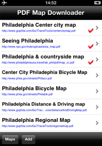 Philadelphia Maps - Download Rail Maps, City Maps and Tourist Guides.