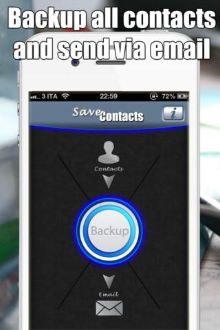 Save Contacts (My Contacts Backup) 1.0
