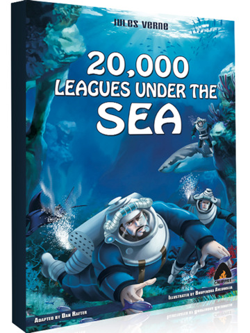 20000 leagues under the sea study guide