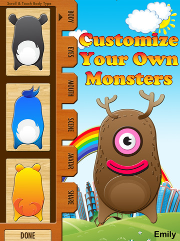 Abby Monsters Maker HD Free Lite
