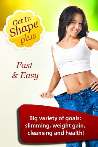 Get in Shape Plus: effective diets & workouts 1.0 App for iPad, iPhone ...