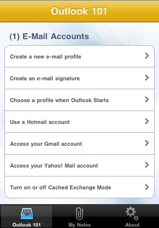 how to download outlook express on ipad