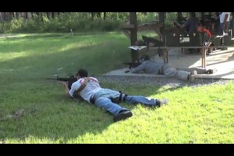 Tactical firearm training : Hatfield fitness centre