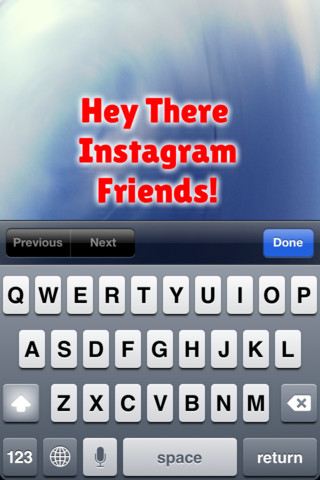 Versagram - Create Beautiful Text Messages For Instagram and iMessage