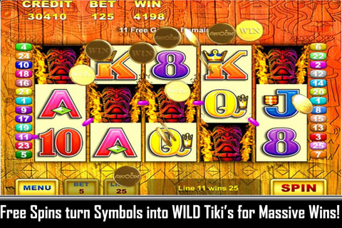 Tiki Island Slot Machine - Play Now with No Downloads