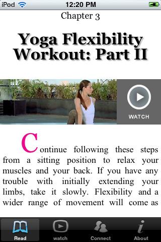 ELLE: Workout Yoga starring Brooklyn Decker