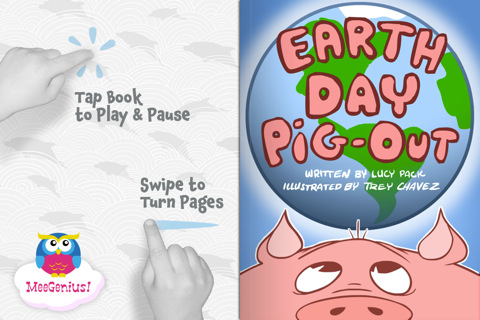 Earth Day Pig-Out - MeeGenius! earth day network