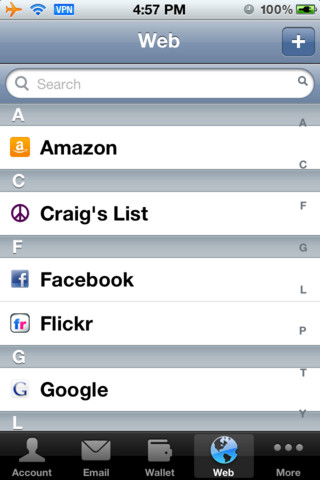 """Password e-Wallet Lite: Free Secure Keeper Data Vault ! My Secret Folder Password-wallet & Pro Database Wi-Fi Backup Manager """"for iPhone and iPod Touch"""""""