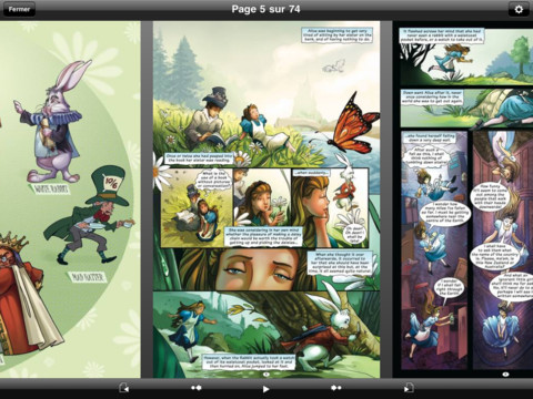 Alice in Wonderland - the Graphic Novel