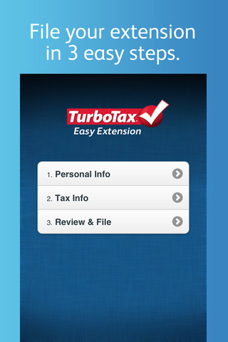 Easy Extension by TurboTax - File an IRS Tax Extension