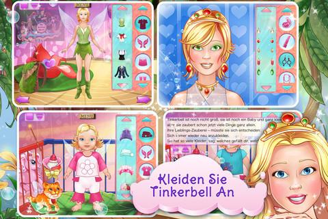 Tinkerbell - die Anziehfee in HD