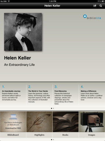 the extraordinary life and times of helen keller Even if you've watched the miracle worker a handful of times, you probably still  have a sizable gap in knowledge about helen keller's life  but as a  handicapped woman seeking a way to circumvent extraordinary difficulties.