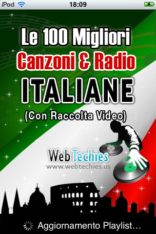 Italy's Top 100 Songs & 100 Italian Radio Stations (Video Collection) top 100 health articles