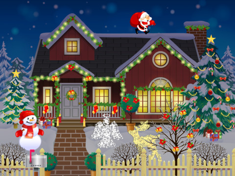 2676 1 christmas house decoration - Christmas Decoration Games