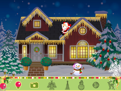 Christmas Decoration Games House | Holliday Decorations