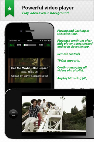 Play Tube Free - Best Youtube Player