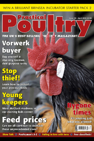 Practical Poultry Magazine seafood and poultry