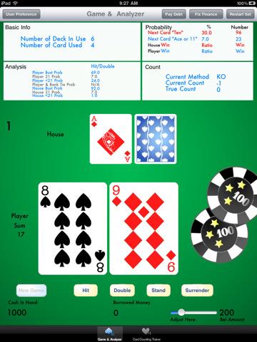 Ou jouer au blackjack