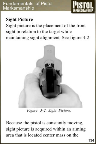 Marine Pistol Marksmanship App for iPad, iPhone - Reference - app by ...