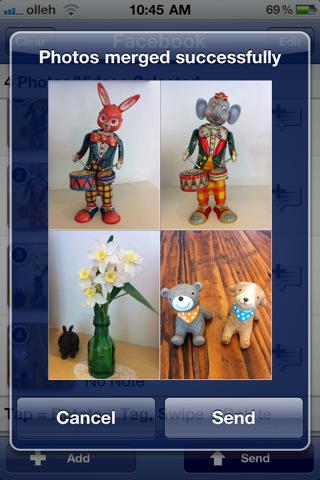 Facebook Photo Sender - Share Multi Photos and Videos on Facebook