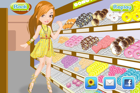 Girls Dress on Dress Up Summer   Girls Games 1 0 0 App For Ipad  Iphone   Games   App