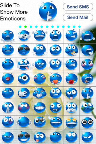 Emoticons HD - Animated Icons For iMessages & Email