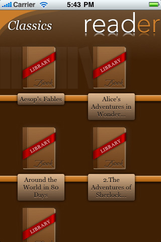 Reader Classics : Reader, the most powerful eBook Reader app belarus x reader