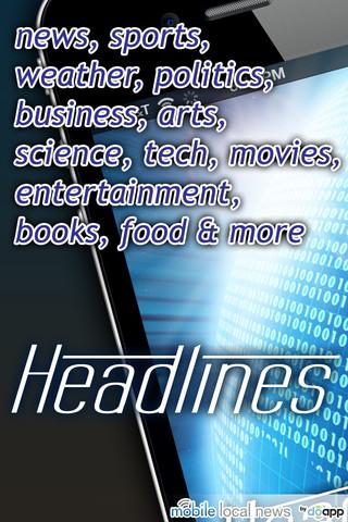 Top Headlines & Breaking News + Photos