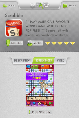 FreeAppADay Store: Paid Apps For Free Daily + Game Reviews & Trailers