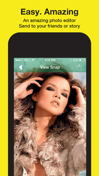 Snap Upload for snapchat - Send photos & videos from your camera roll