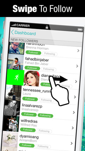 TrackGram - new followers plus unfollow tracker for Instagram 1.0