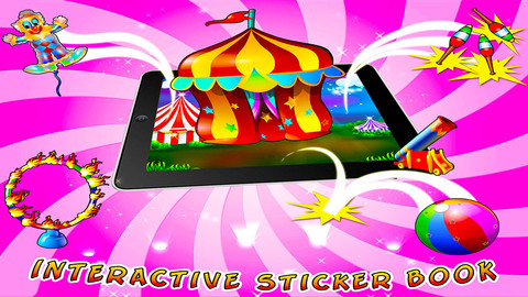 Circus Magic World - Play and Learn with Preschool Educational Games