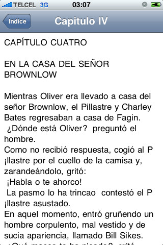 Oliver Twist (Español)