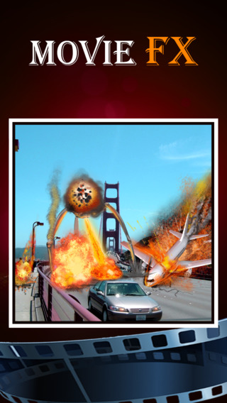 Movie Fx Effect Editor - Action Movie Special Effects Camera Fx Creator action and adventure movie