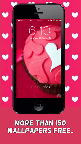 Valentine`s Day Wallpapers HD - Retina Wallpapers and Backgrounds for iOS 7 wallpapers